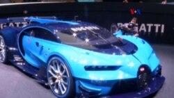 Bugatti virtual