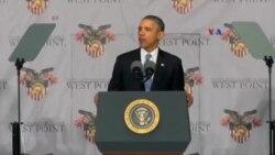Obama xarici siyasətini müdafiə edir