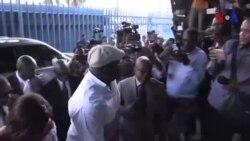 Félix Tshisekedi dépose sa candidature pour la présidentielle en RDC (vidéo)