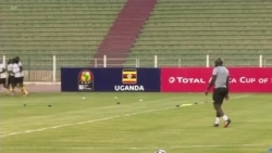 Uganda Prepares to Face Zimbabwe in AFCON Group A Games
