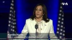 ABŞ-ın ilk qadın vitse-prezidenti Kamala Harris