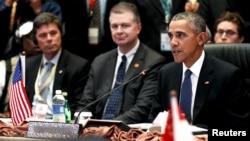 美國總統奧巴馬在吉隆坡舉行的美國-東盟峰會上講話(2015年11月21日)