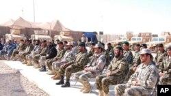 Петреус вели дека очекува зголемено насилство во Авганистан
