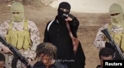 İŞİD üzvü