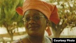 Arlete Sangumba, membro da Comissão Deliberativa da Casa-CE.