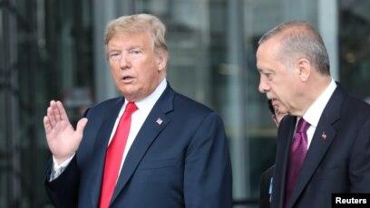 Trkiye ABD Likileri Yn Deitirme Noktasnda M