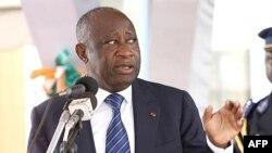 Дотеперішній лідер Кот-д'Івуару Лоран Ґбагбо