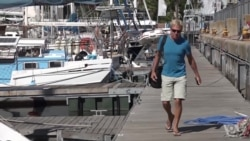 South African Duo Aim to be First to Row Across Southern Atlantic