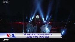 Hà Nội đăng cai giải đua xe Công thức 1 năm 2020
