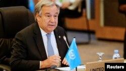 ကုလသမဂၢ အတြင္းေရးမွဴးခ်ဳပ္ Antonio Guterres