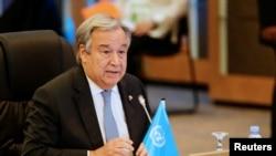 Генеральний секретар ООН Антоніу Гутерріш