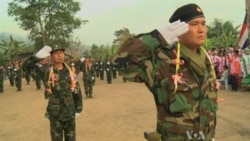 Despite Burmese Reforms, Conflict Continues in Karen State