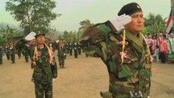 Despite Burmese Reforms, Conflict Continues in Karen State