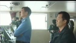 2012-04-19 粵語新聞: 中國向中菲對峙海域派遣第二艘艦船