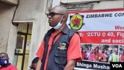 ZCTU President Peter Mutasa