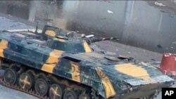 شام: عرب لیگ مبصرین کا حمص کا دورہ