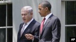 Presiden AS Barack Obama dan PM Israel Benjamin Netanyahu akan membahas konflik di Suriah dan keterlibatan Iran di sana dalam lawatan Obama minggu ini ke Timur Tengah (foto: dok).