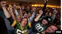 Los fanáticos de Green Bay están prontos: música y barbacoas no faltarán al regreso del más popular de los deportes en Estados Unidos.
