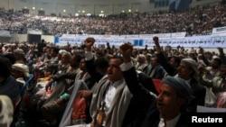 Phe nổi dậy Sia, có tên là Houthis, hôm thứ Sáu đã gởi cho tổng thống Hadi một tối hậu thư—thành lập một chính phủ mới trong vòng 10 ngày.