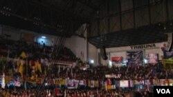 El Frente Amplio obtuvo un nivel bajo de votación en las elecciones internas.