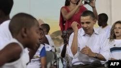 Barak Obama Latın Amerikasına səfərə başlayıb(Yenilənib)