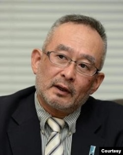 日本福井县立大学国际政治学教授岛田洋一。(照片提供: 岛田洋一)