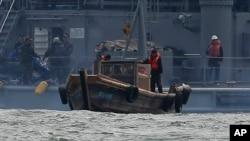 ေျမာက္ကိုရီးယား ငါးဖမ္းသမား ၃ဦး ဂ်ပန္ရဲဖမ္းဆီး