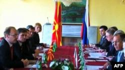 Lavrov në Maqedoni: NATO nuk ofron siguri