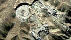 تصویر ماهواره یک مرکز غنی سازی یورانیم ایران