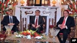 ترک صدر کی وزیراعظم گیلانی اور نواز شریف سے ملاقات