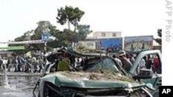 افغانستان: بم دھماکے میں چارپولیس اہلکار ہلاک