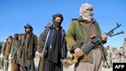 Các phần tử chủ chiến Taliban ở Afghanistan (ảnh tư liệu)