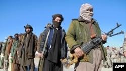 Chiến binh Taliban ở Afghanistan