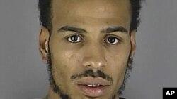 Douglas McAuthur McCain tenía antecedentes criminales, como prueba esta foto de 2008 proporcionada por la policía de Minneapolis.