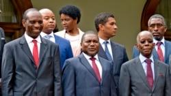 Remodelação governamental revela anomalias no executivo de Nyusi, dizem analistas