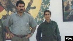 Öcalan ile Sakine Cansız