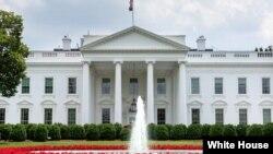 美國總統官邸白宮。(資料圖片)