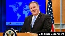 مایک پامپیو وزیر خارجۀ ایالات متحده امریکا