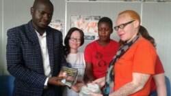Udaba lwabaphila leAlbinism siluphiwa nguMavis Gama