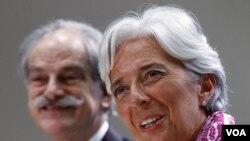Nova direktorica MMF-a Christine Lagarde