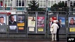 آغاز مناظره های انتخاباتی در تلويزيون فرانسه