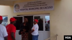 Hospital Municipal de Casuso