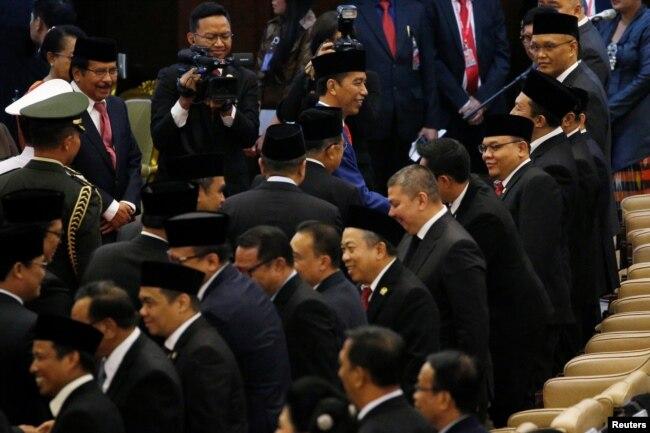 Para politikus Indonesia pada umumnya dinilai belum menjadikan isu krisis iklim sebagai isu prioritas (foto: ilustrasi/Reuters)