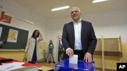 (ARHIVA) Lider Nove srpske demokratije Andrija Mandić