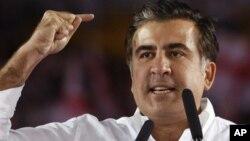 Tổng thống Gruzia Mikheil Saakashvili