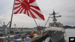Pasukan bela diri Jepang siap ikut serta dalam latihan militer di Laut China Selatan (foto: ilustrasi).
