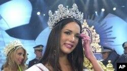 La ex miss estaba de vacaciones en Venezuela cuando fue asesinada.