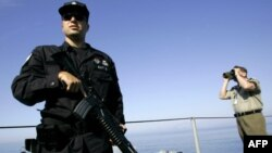 Турецкие военные корабли будут наблюдать за ситуацией в восточной части Средиземного моря
