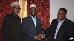 Madaxweyne Shariif oo Doorashada Ka Hadlay