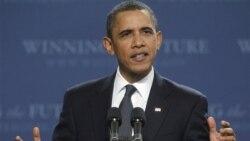 باراک اوباما از جامعه تجاری آمریکا خواست تا از حاشیه بیرون آیند